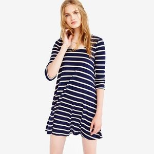 Urban Outfitters Striped Swing Dress Size Small